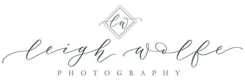 Leigh Wolfe Photography Main Logo