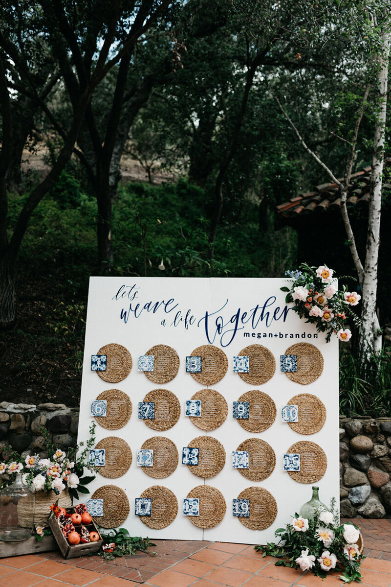 pirouettepaper.com | Wedding Stationery, Signage and Invitations | Pirouette Paper Company | Seating Charts 76