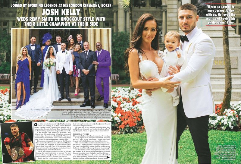 hello magazine josh kelly wedding roberta facchini photography 2