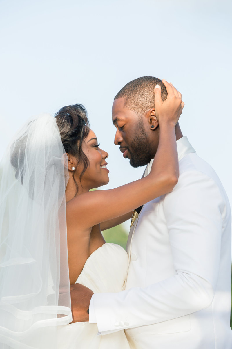 Dwyane Wade Gabrielle Union Wedding
