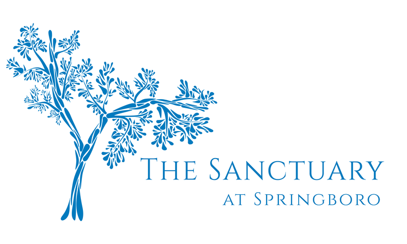 Sanctuary at Springboro Logo