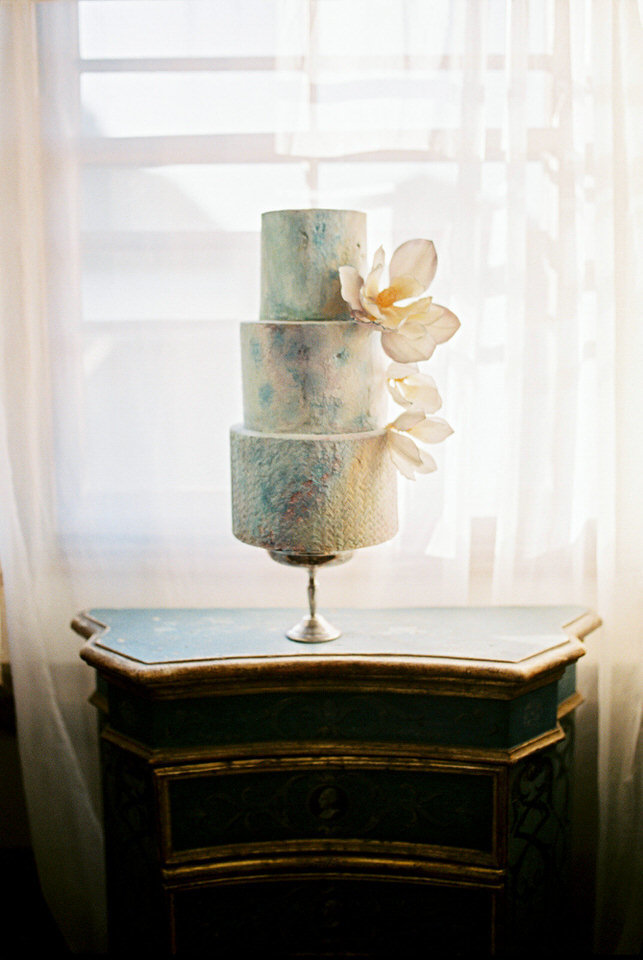 Wedding cake at deux belettes