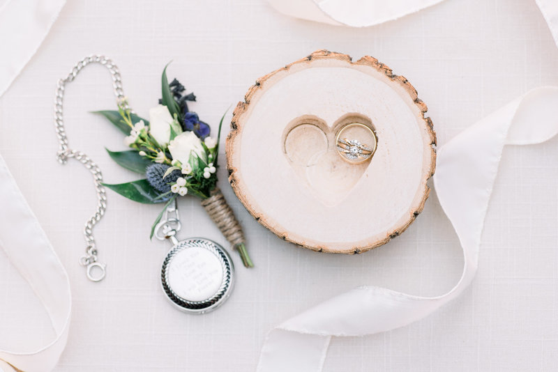 Mt Lemmon Wedding Photo of Bridal Details by Tucson Wedding Photographer Bryan and Anh of West End Photography