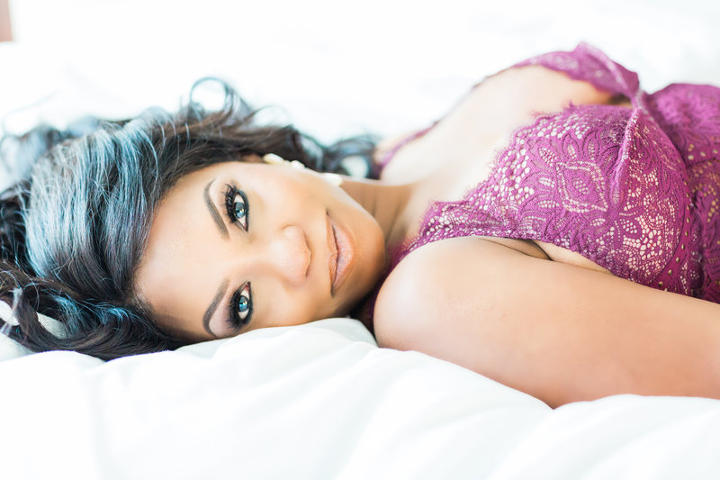 Norfolk VA boudoir photographer
