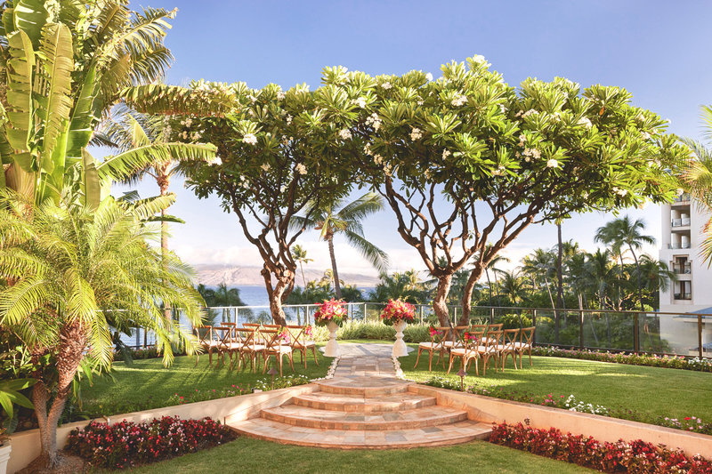 Maui Wedding Venue Four Seasons