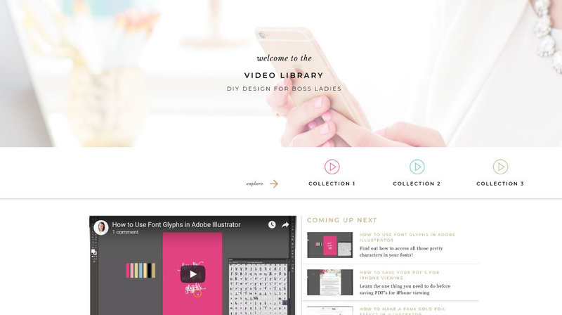 Video-Library-Page-Showit-5-Website-Template1