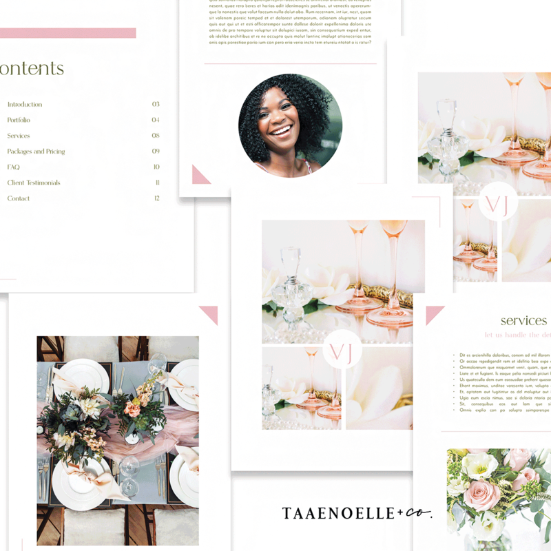 WeddingIndustryPortfolio