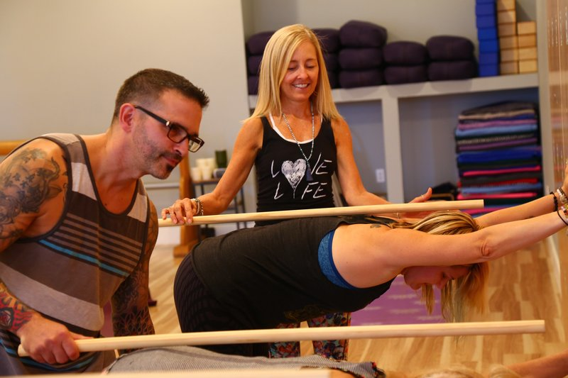better living yoga cindy and jon