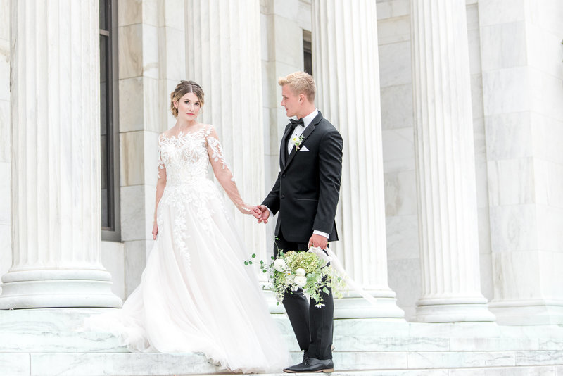 Toledo Museum of Art Wedding_36
