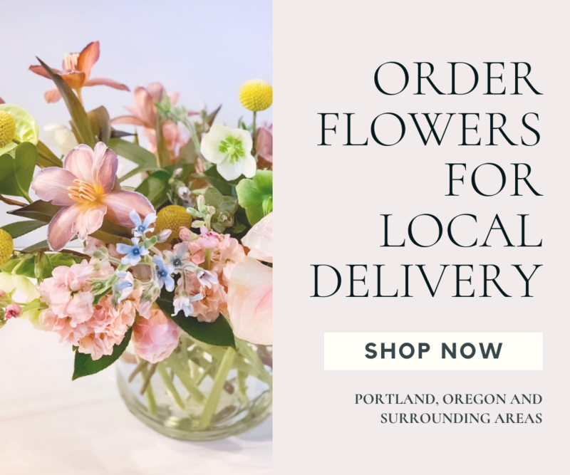 Order Flowers for Local Delivery in Portland and Surrounding Areas