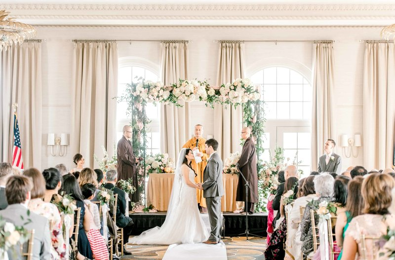 The Hilton downtown baton rouge wedding