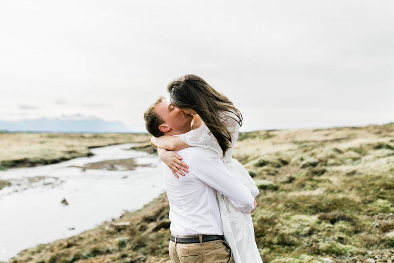 Aimee-Flynn-Photo-10-Iceland-Elopement-First-Kiss