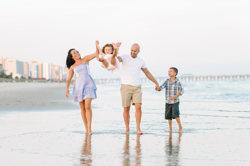 Myrtle Beach Family Photography | Family Pictures and Photos | Pawleys Island | Myrtle Beach | Litchfield Family Photography-36