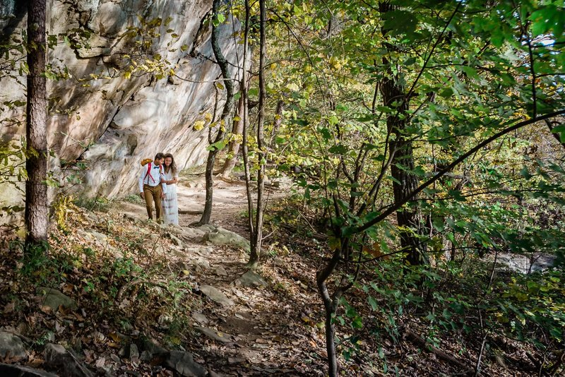 Southeast-Hiking-Wedding-Photographer