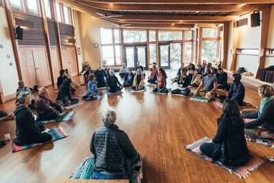 esalen meditation with michael beckwith