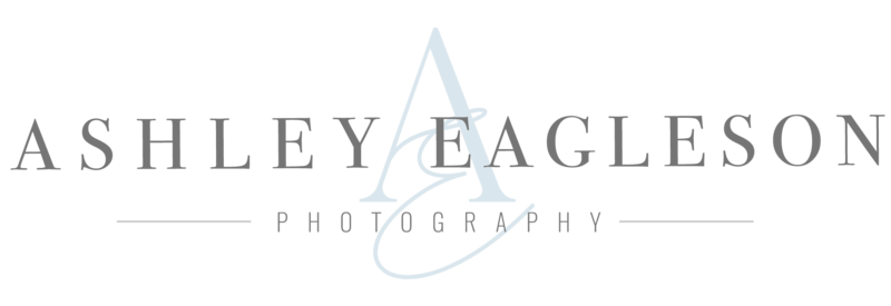 Logo for Ashley Eagleson Photography.