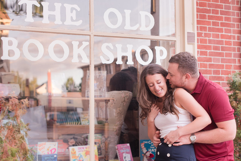 bordentown nj engagement session