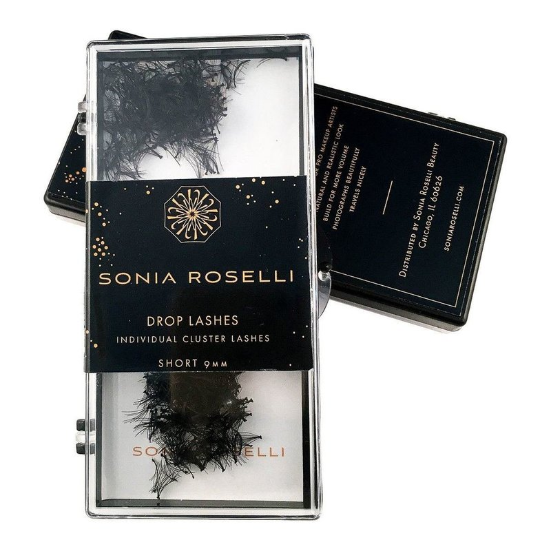 Short Sonia Roselli Drop Lashes