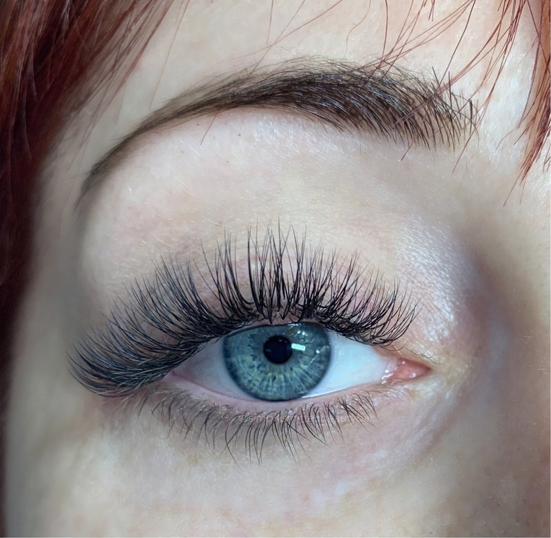 charleston volume lashes