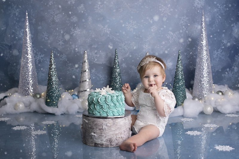Columbus Ohio First Birthday Photographer