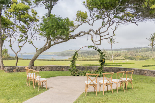 The Steeple House Maui wedding venue