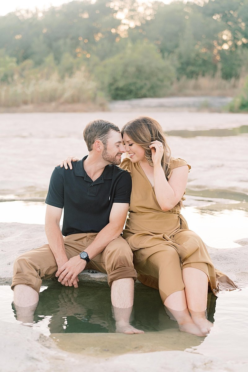 Bull Creek Engagement Session Holly Marie 38
