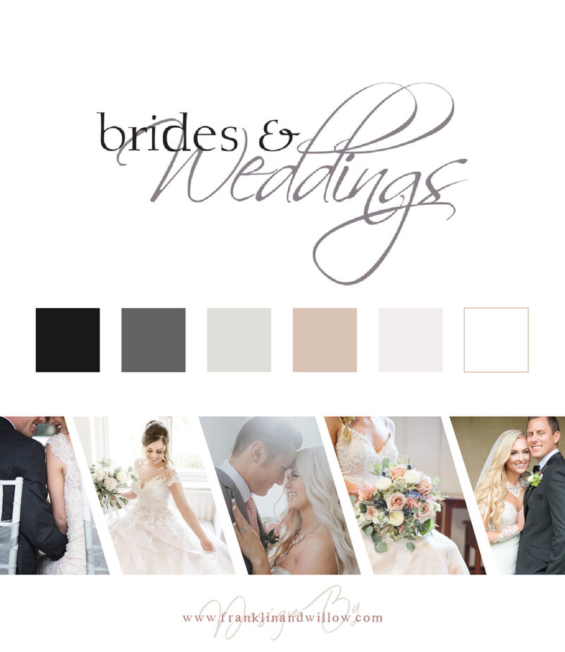 Bethie Grondin Photography - Brand and Showit Website Design