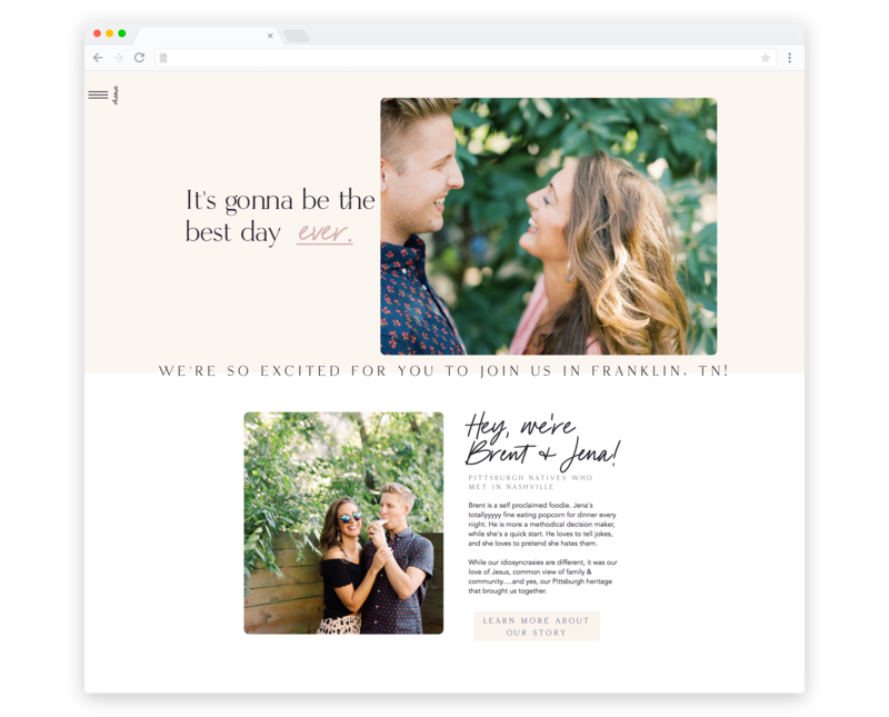 TemplateShowcase-Jena-Brent-Wedding