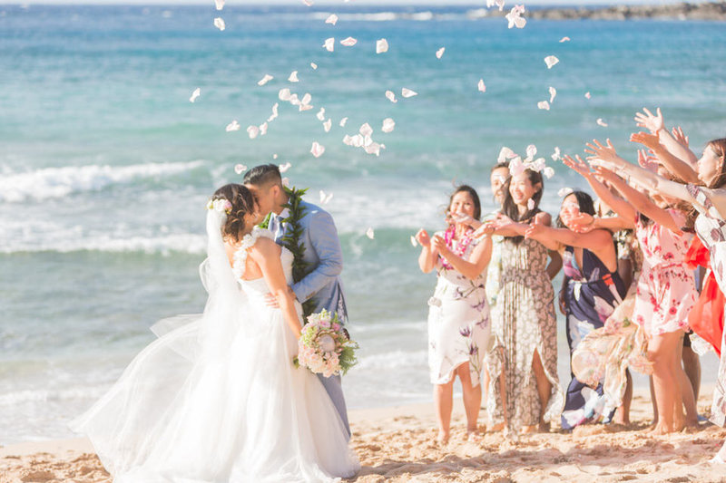 Beach Wedding Packages Maui, Hawaii