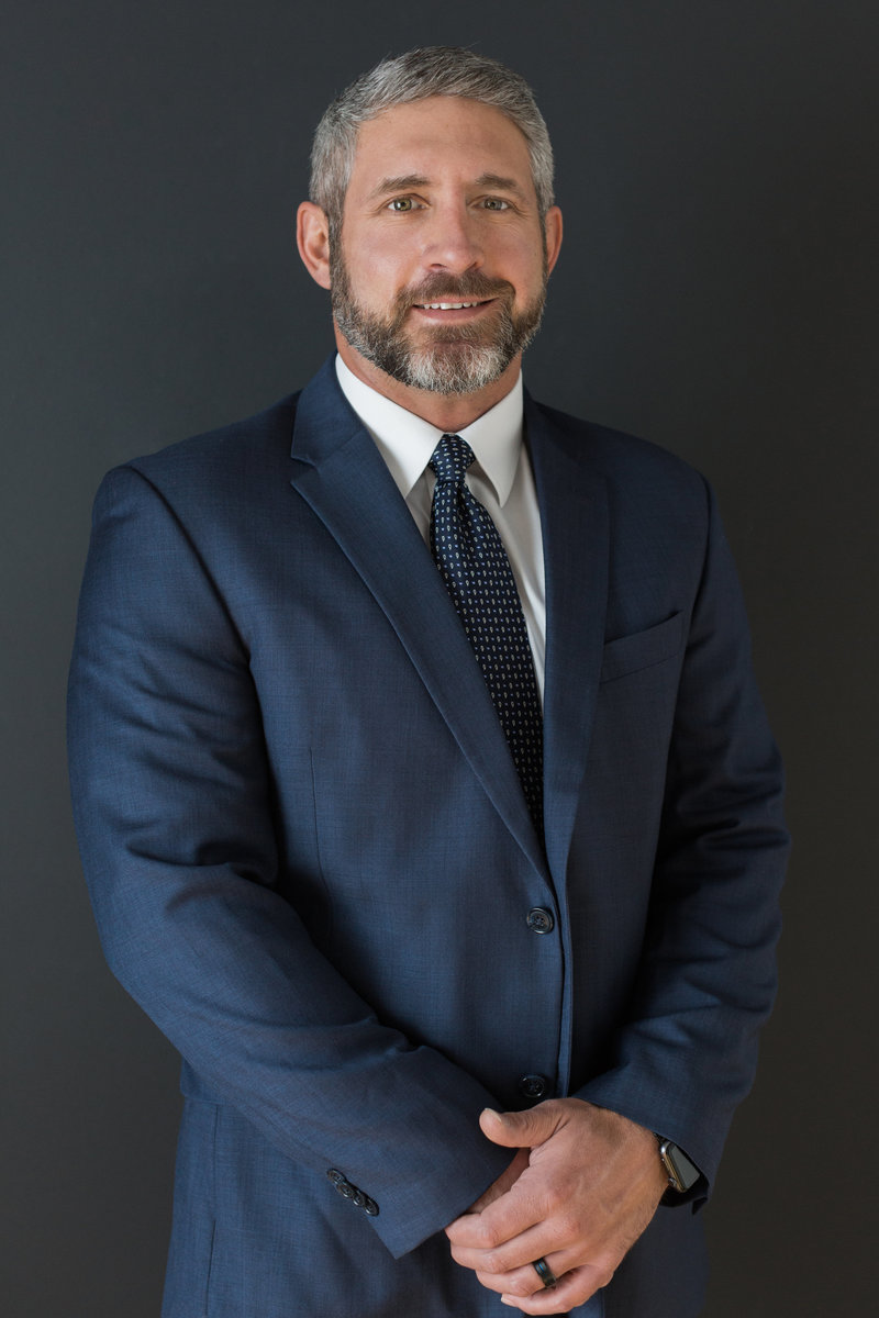 professional headshot for financial businessman in denver colorado