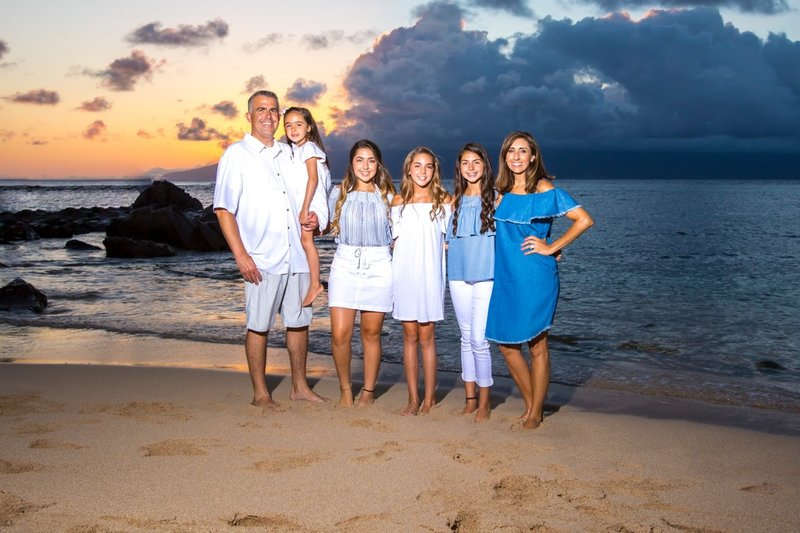Maui-Family-Photo-Beach