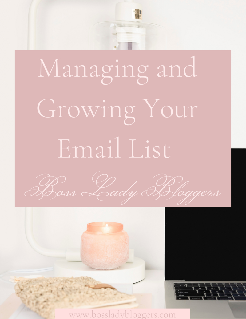 Managing and Growing Your Email List (1)