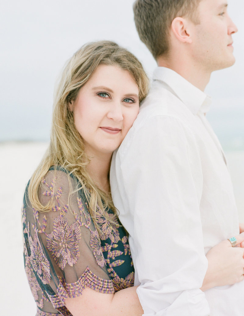 Grayton Beach Florida Engagement Session