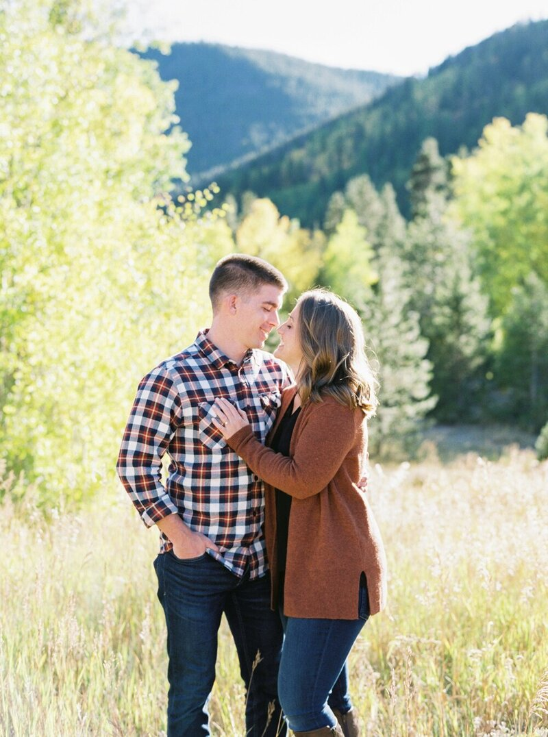 Fall Engagement in the Colorado Mountains_0004