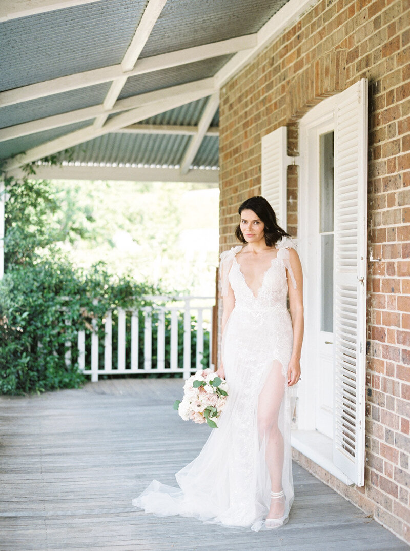 Bowral Wedding Photography - Southern highlands Wedding Photographer on Fine Art Film By Sheri McMahon-00270