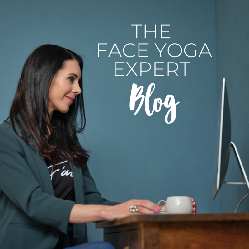 Danielle Collins Face Yoga Blog