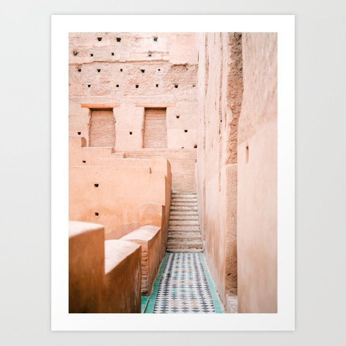 colors-of-marrakech-morocco-el-badi-palace-photo-print-pastel-travel-photography-art-prints-2