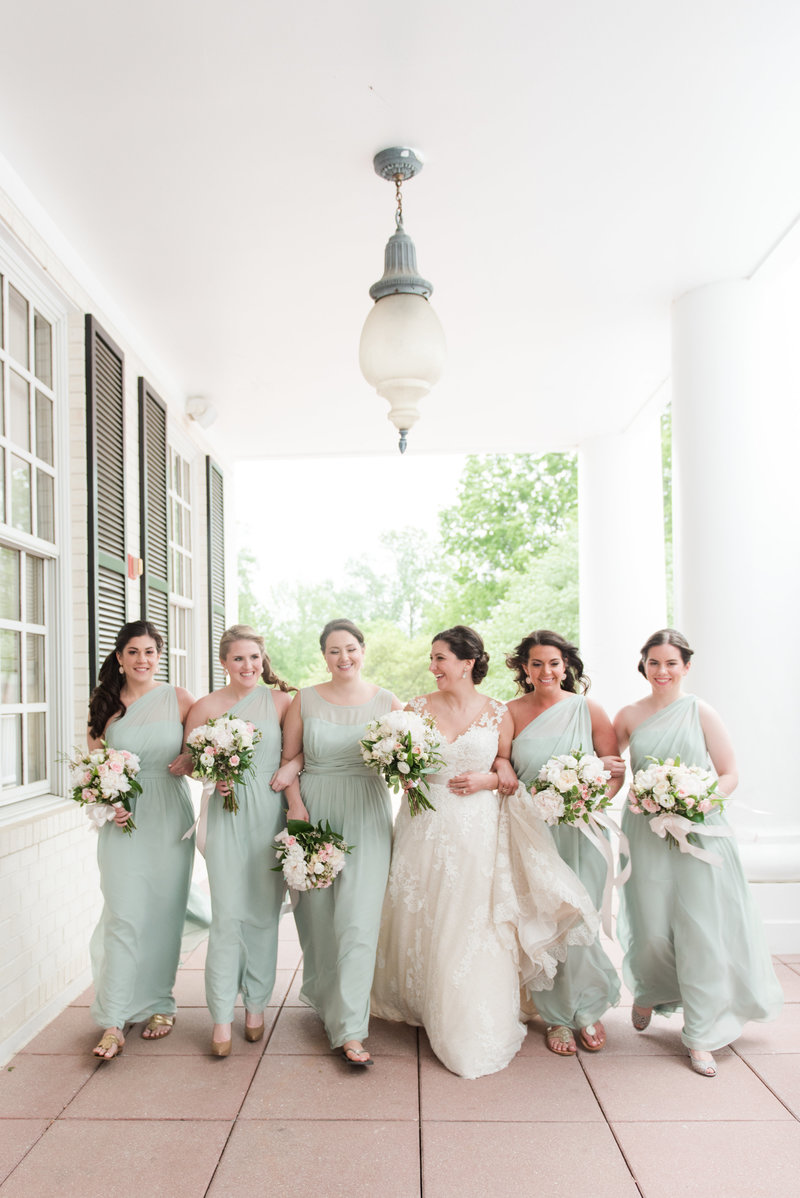 Maryland Country Club Wedding