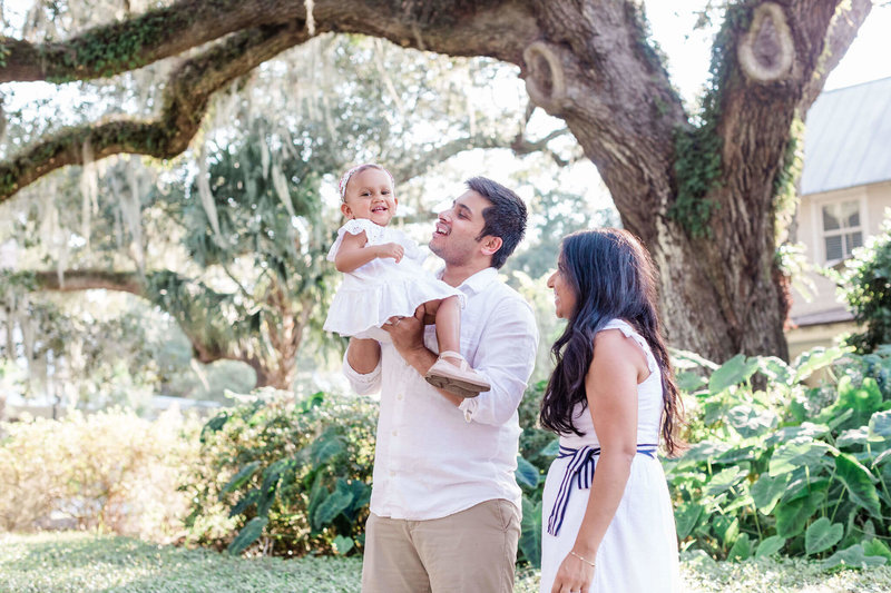 Family session in Bluffon, South Carolina by Apt. B Photography