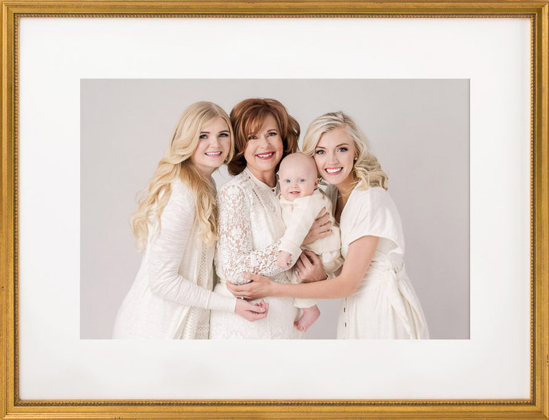 Newborn Photography with Family | Salt Lake City, Utah