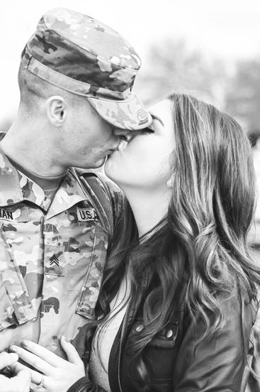 Killeen Wedding Photographer - Military Wedding