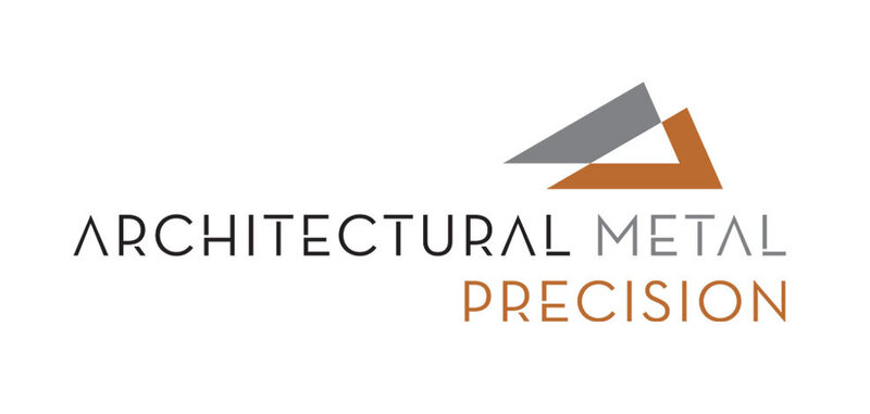 Architectural Metal Precision Logo by The Brand Advisory