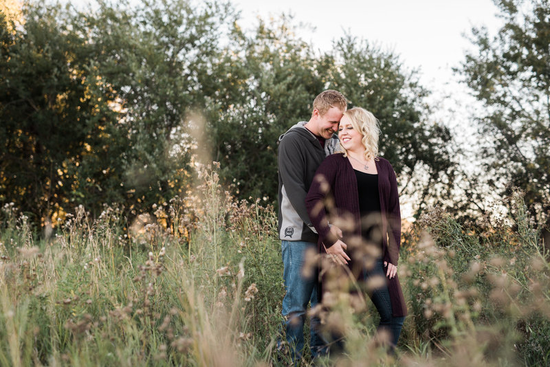 Red Deer Photographers-Raelene Schulmeister Photography- engagement photos-family farm