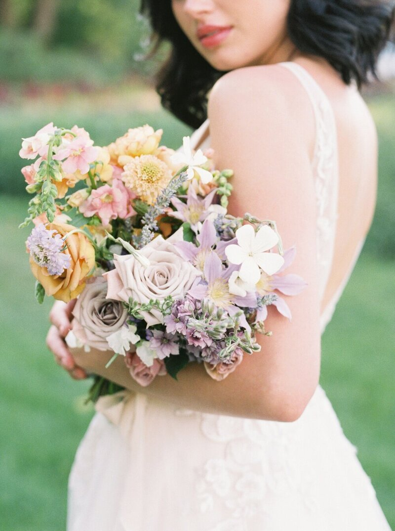Lush and Romantic Wedding at a Flower Farm_0010