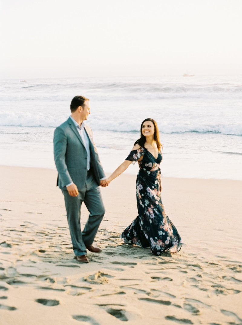 Big Sur Engagement Photos-4