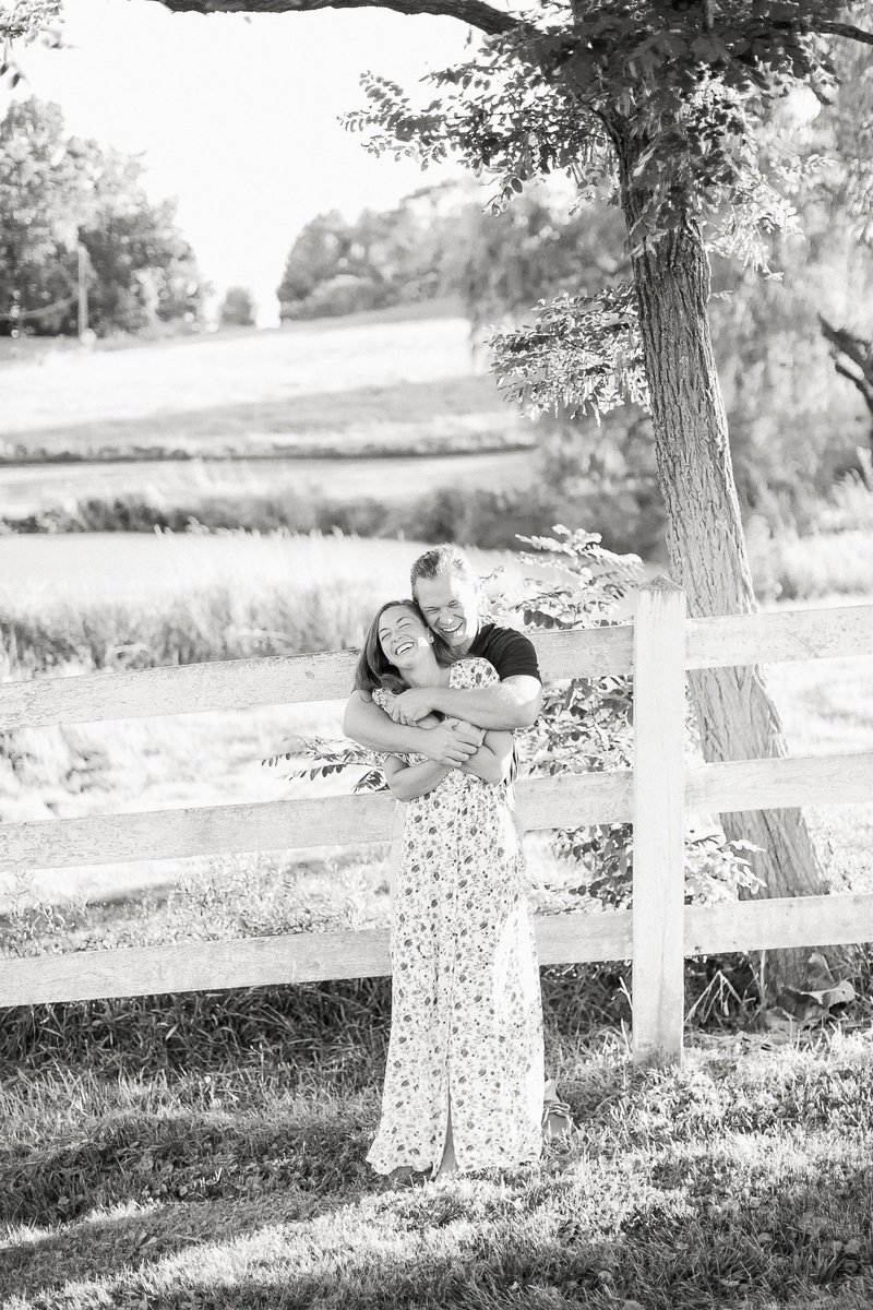 Pennsylvania Countryside Engagement Session by Emi Rose Studio (119)
