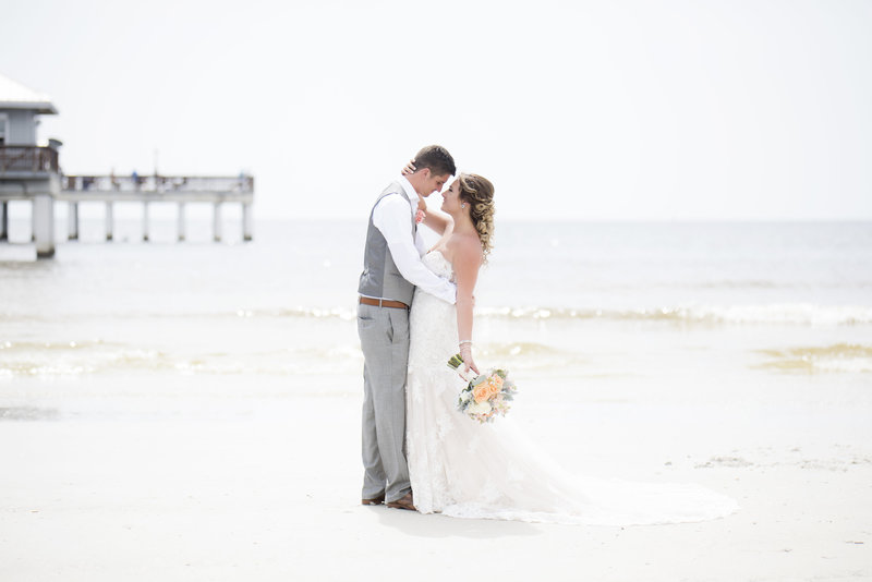 Fort Myers Florida Beach Wedding_000