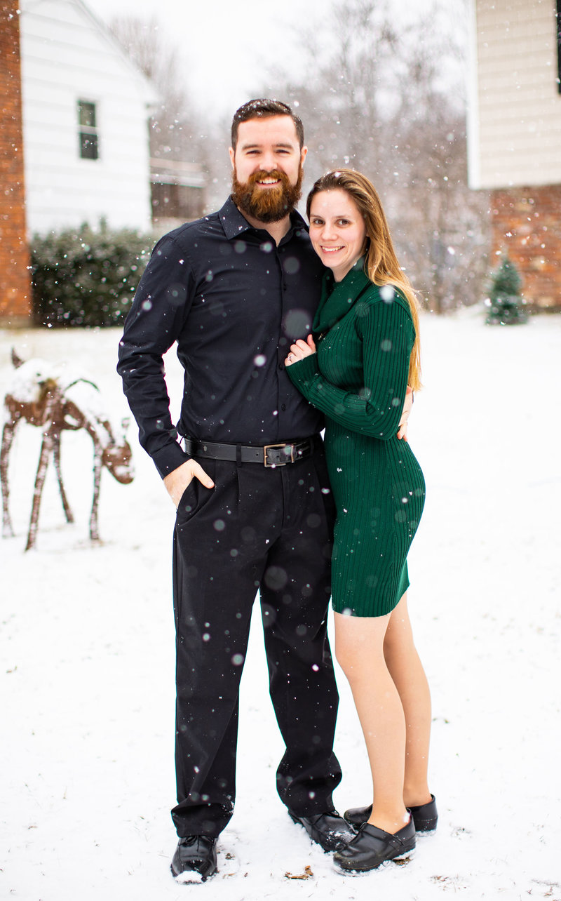 Vermont Engagement Photographer Hall-Potvin Photography LLC