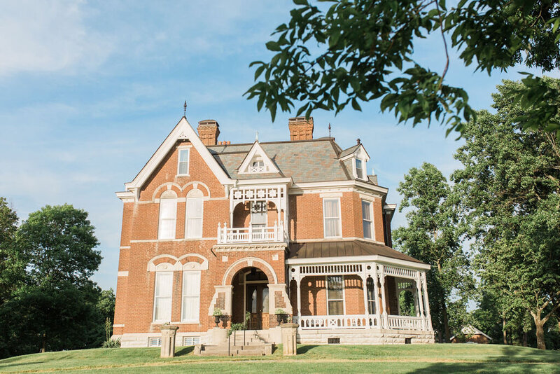 Lynwood Estate - Luxury Kentucky Wedding Venue - Historic Property 00018