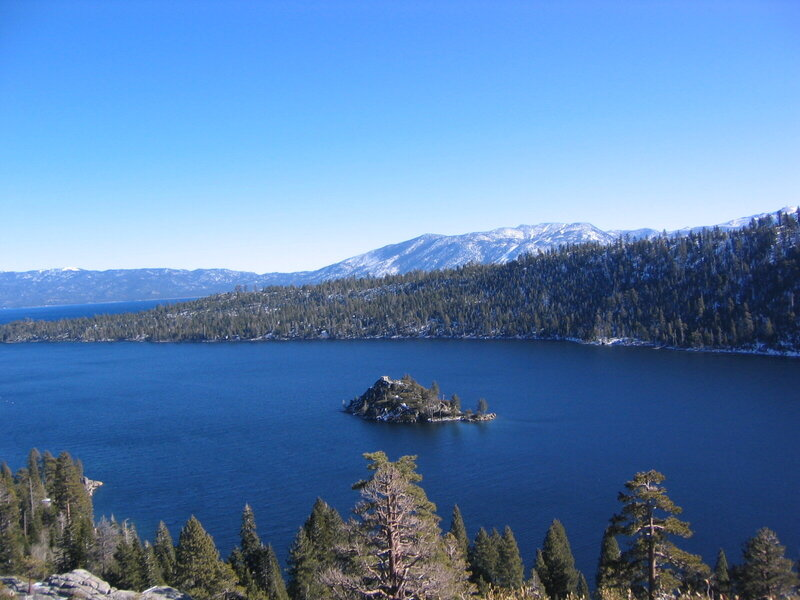 picture of emerald bay